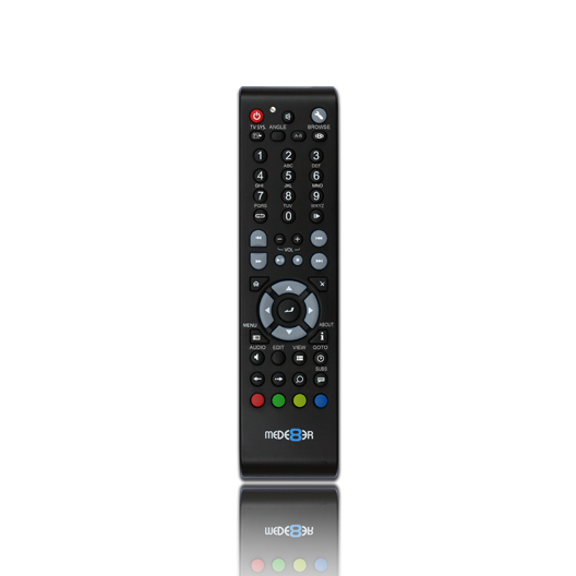 Spare Mede8er RC38 Remote for MED400X2, MED450X2 & MED500X2