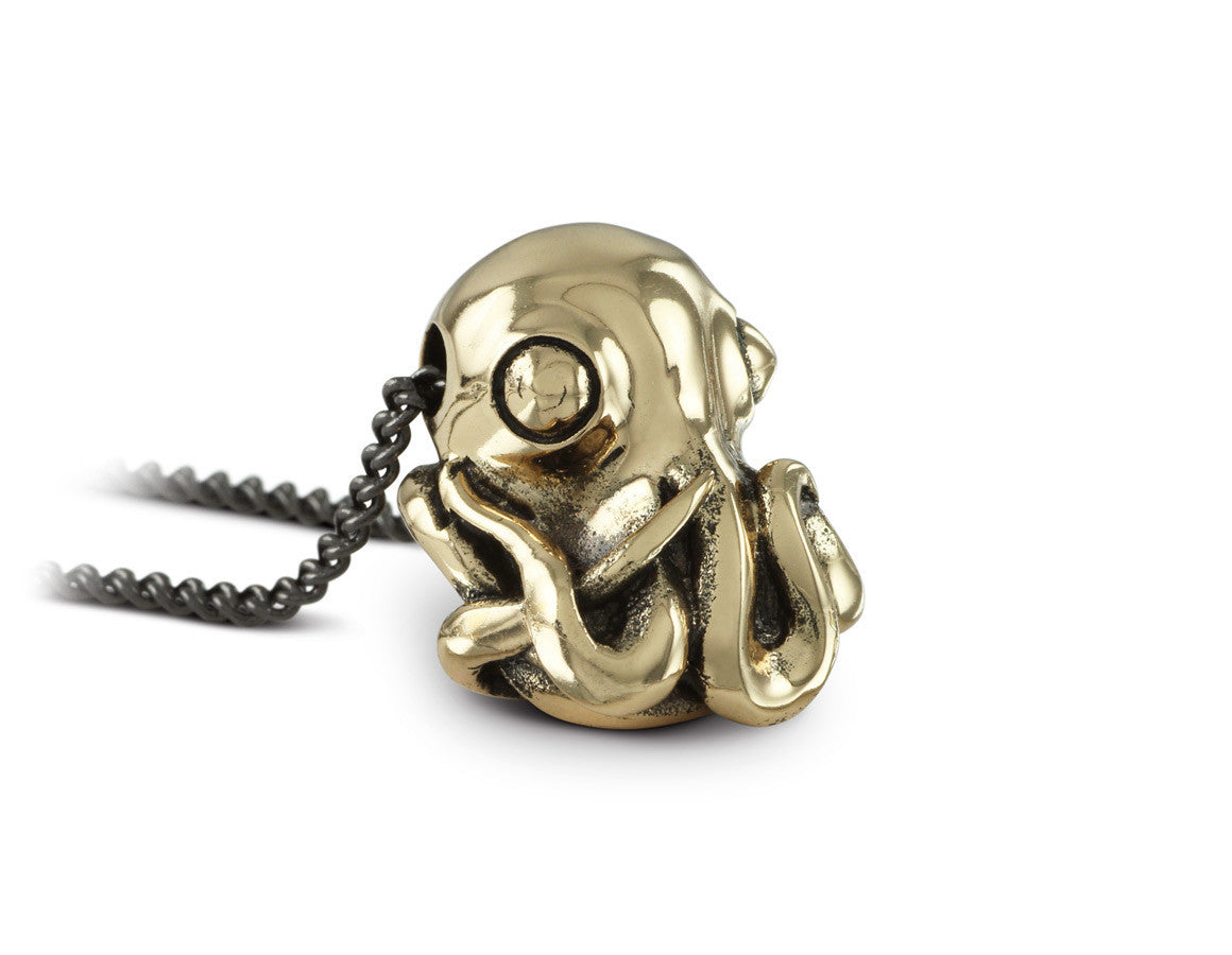 shoptiques octopus image by l silverspoon cambria silver pendant from necklace products heir front ocean full