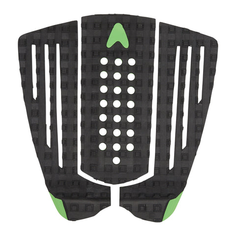 Astrodeck - Astrodeck - Gudauskas Tailpad - Black & Green - Products - The Mysto Spot