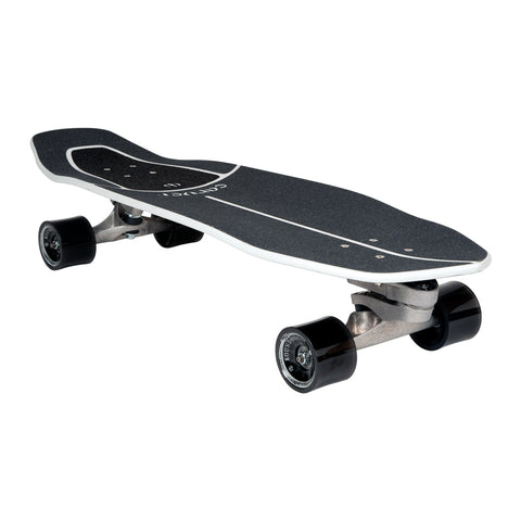 "Carver - Carver Skateboards - 32.5"" Black Tip - Deck Only - Products - The Mysto Spot"