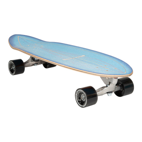 "Carver - Carver Skateboards - 31"" Blue Haze - CX Complete - Products - The Mysto Spot"