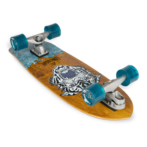 "Carver - Carver Skateboards - 29.5"" Courtney Conlogue Sea Tiger - C7 Complete - Products - The Mysto Spot"