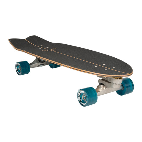 "Carver - Carver Skateboards - 29.5"" Swallow - Deck Only - Products - The Mysto Spot"