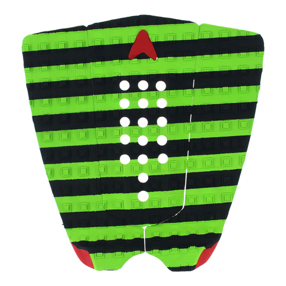 Astrodeck - Astrodeck - Danny Fuller Tailpad - Black & Green - Products - The Mysto Spot