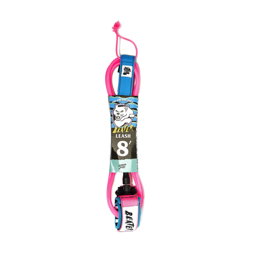 Catch Surf - Catch Surf - Beater 8' Leash - Pink/Blue - Products - The Mysto Spot