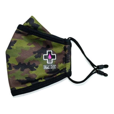 Muc-Off - Reusable Face Mask - Camo