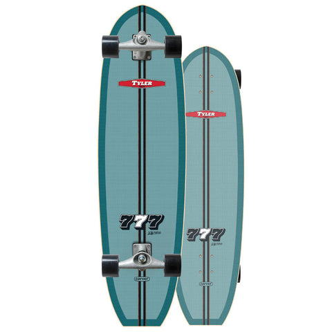 "Carver Skateboards - 36.5"" Tyler 777 - CX Complete"