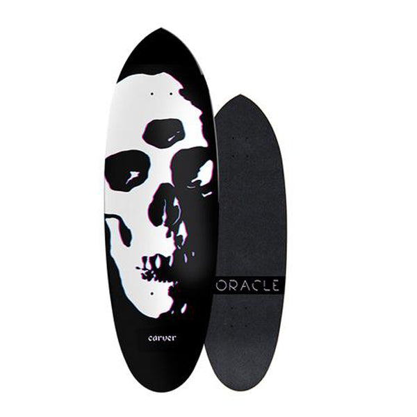 "Carver - Carver Skateboards - 31"" Oracle - Deck Only - Products - The Mysto Spot"