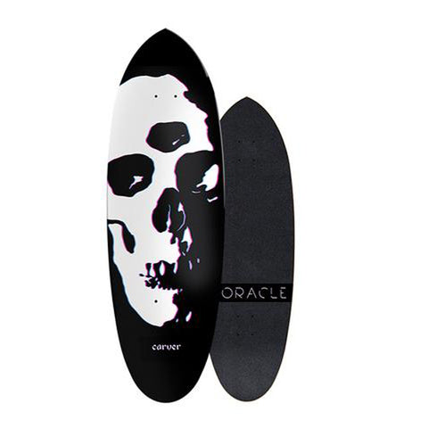 "Carver Skateboards - 31"" Oracle - Deck Only"