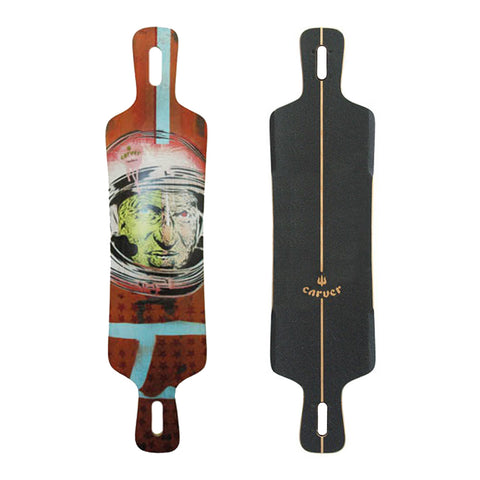 "Carver - Carver Skateboards - 41"" Drifter Deck - Products - The Mysto Spot"