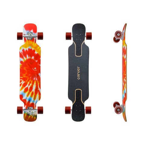 "Carver - Carver Skateboards - 42"" Platypus CV Complete - Products - The Mysto Spot"