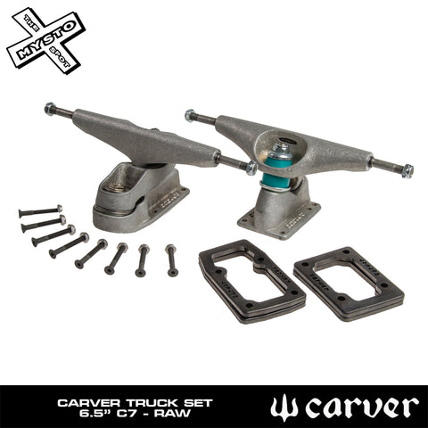 "Carver - Carver Skateboards - ...Lost 30"" V3 Rocket - C7 Complete - Products - The Mysto Spot"