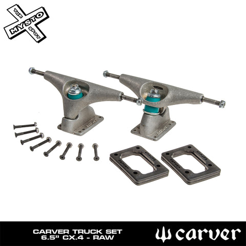 "Carver - Carver Skateboards - ...Lost 30"" V3 Rocket - CX.4 Complete - Products - The Mysto Spot"