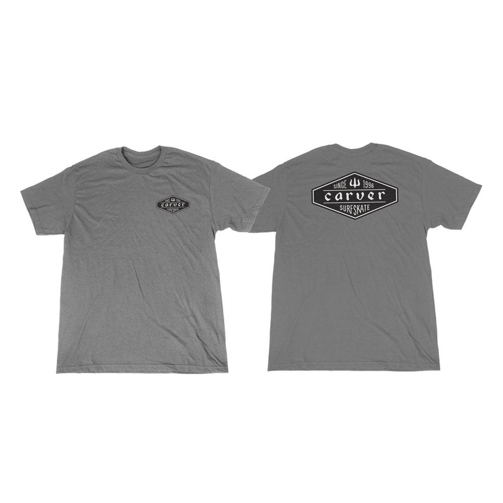 Carver - Carver Skateboards - 'Since 96' Short Sleeve T-Shirt - Products - The Mysto Spot