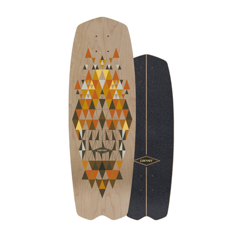 "Carver Skateboards - 28.25"" Spectra - Deck Only"
