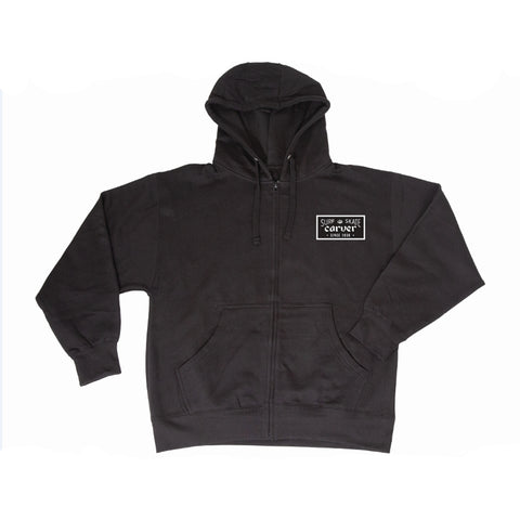 Carver Skateboards - 'Standard Issue' Zip Hoodie