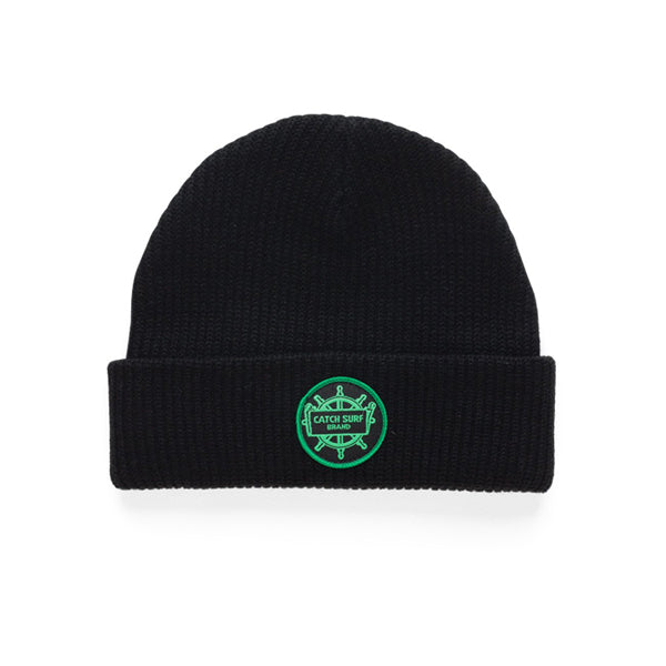 Catch Surf - Catch Surf - Navigator Beanie ~ Black - Products - The Mysto Spot
