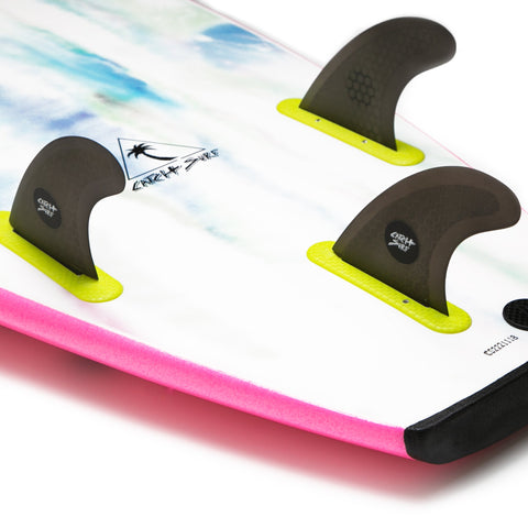 Catch Surf - Catch Surf - Ultra Hi-Perf Tri Fin Kit - Black - Products - The Mysto Spot