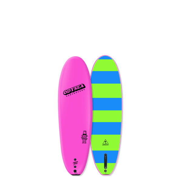 Catch Surf - Catch Surf - Odysea 6' Plank - Hot Pink - Products - The Mysto Spot