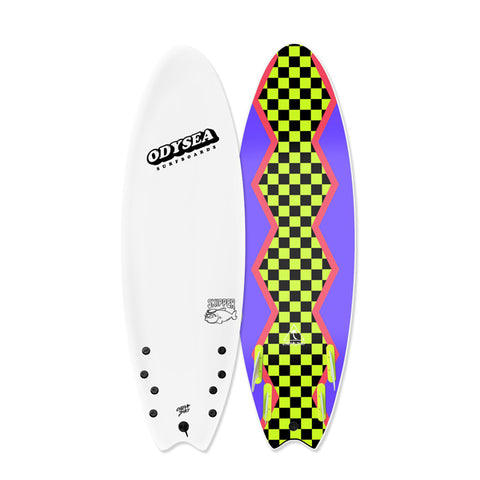 "Catch Surf - Odysea 6'0"" Skipper - White"