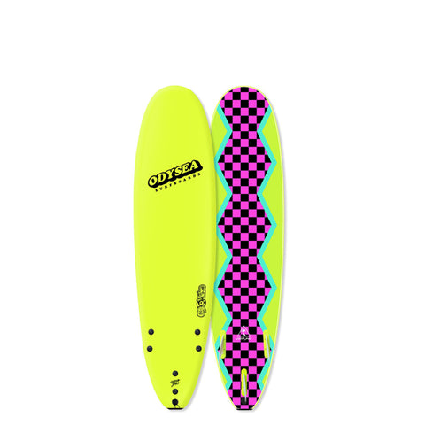 Catch Surf - Odysea 7' Log - Electric Lemon