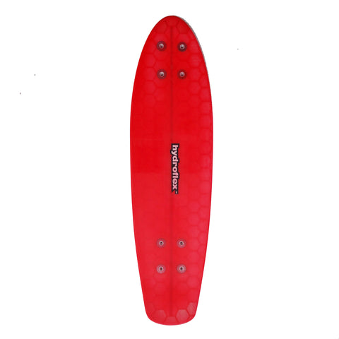 Hydroflex Skateboards - The Crilla - Red