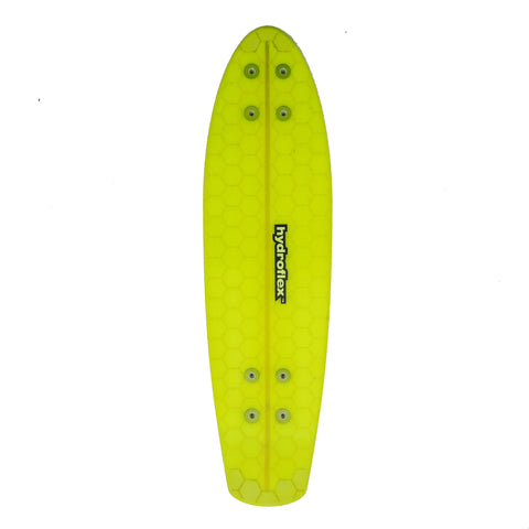 Hydroflex Skateboards - The Crilla - Yellow