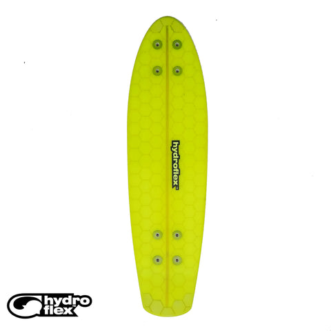 Hydroflex - Hydroflex Skateboards - The Crilla - Yellow - Products - The Mysto Spot