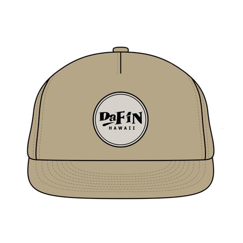 DaFin - Circle Patch Baseball Cap - Noosa