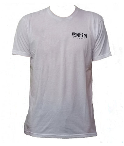 DaFiN - DaFin - T-Shirt - White - Products - The Mysto Spot
