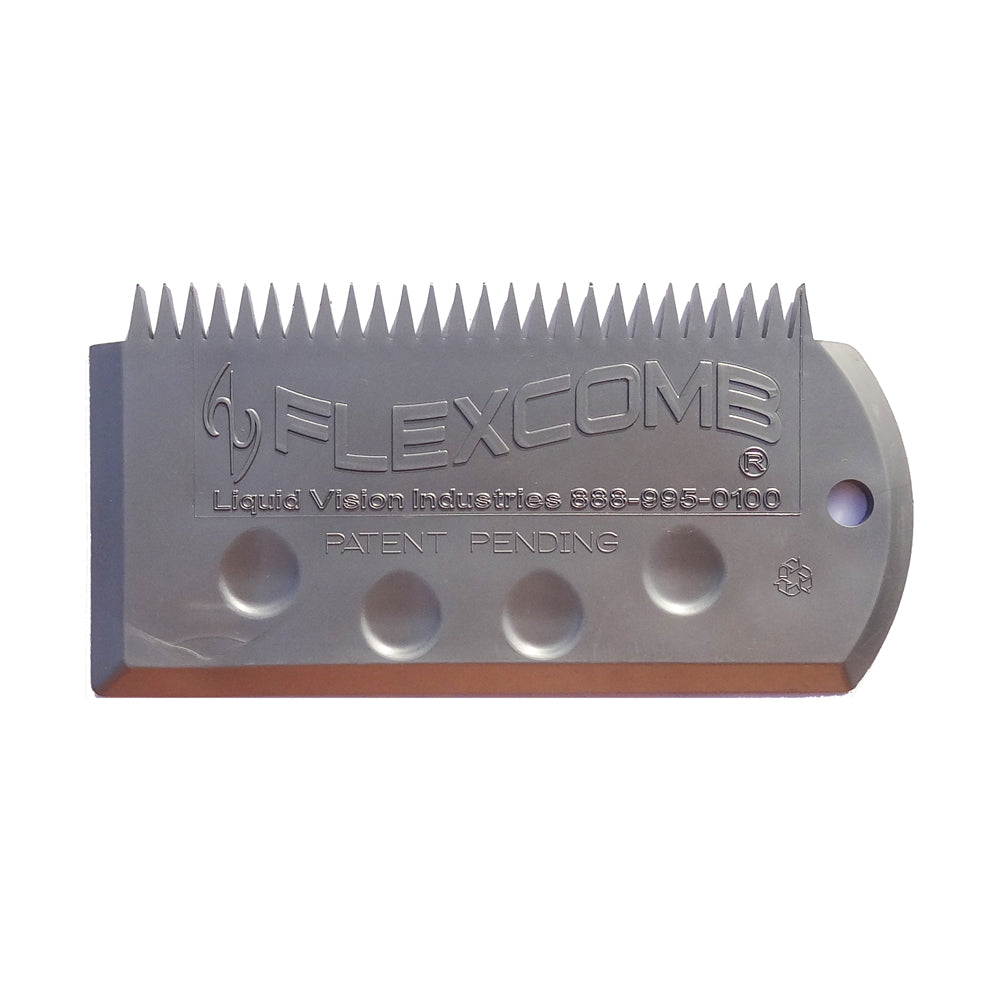 Liquid Vision - Liquid Vision - FlexComb Waxcomb - Silver - Products - The Mysto Spot