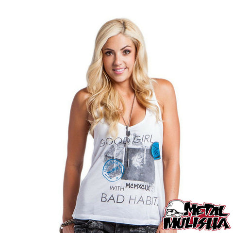 Metal Mulisha - Good Girl Bad Habits Tank - Small
