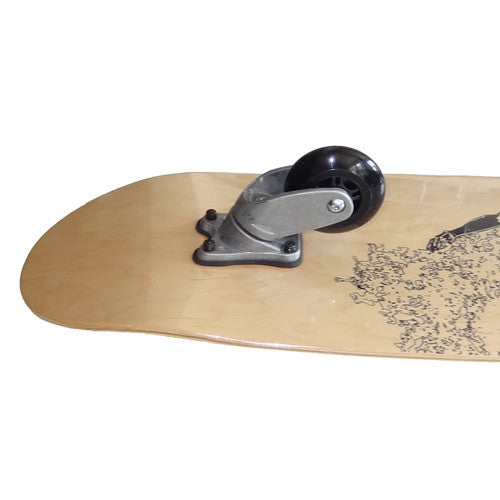 Jucker Hawaii - Mike Jucker Hawaii Skatesurfer Front Truck & Wheel - Products - The Mysto Spot