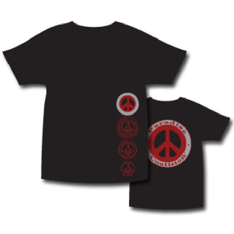 Paradise Coalition - Paradise Coalition - 'Rise' T-Shirt - Products - The Mysto Spot