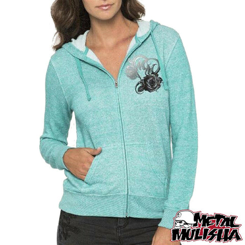 Metal Mulisha - Passion Zip Fleece - Small