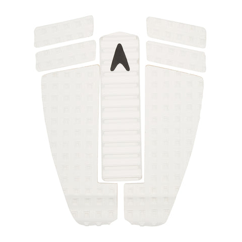 Astrodeck - Beaker Tailpad - White