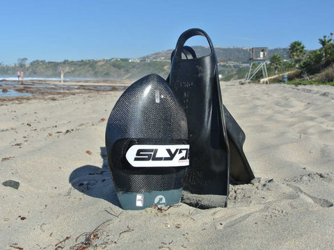 Slyde Handboards - Slyde Handboards - Bula - Carbon Black - Products - The Mysto Spot