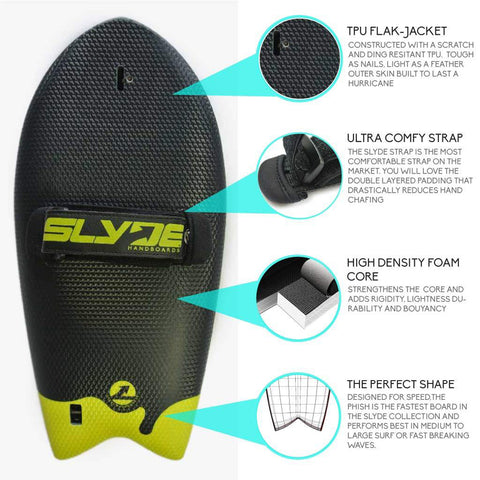 Slyde Handboards - Slyde Handboards - Phish - Rocket - Products - The Mysto Spot