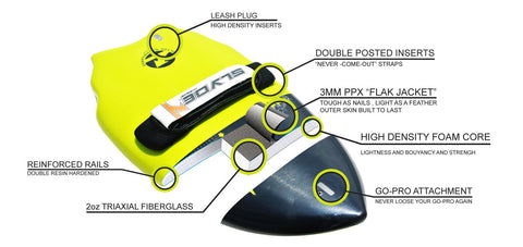 Slyde Handboards - Slyde Handboards - Wedge - Envy - Products - The Mysto Spot