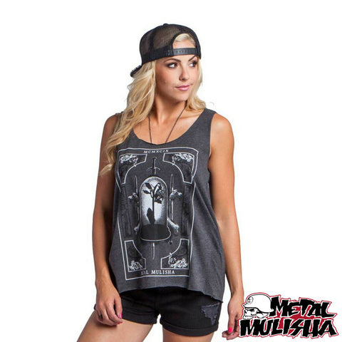 Metal Mulisha - Stevie Tank - Small