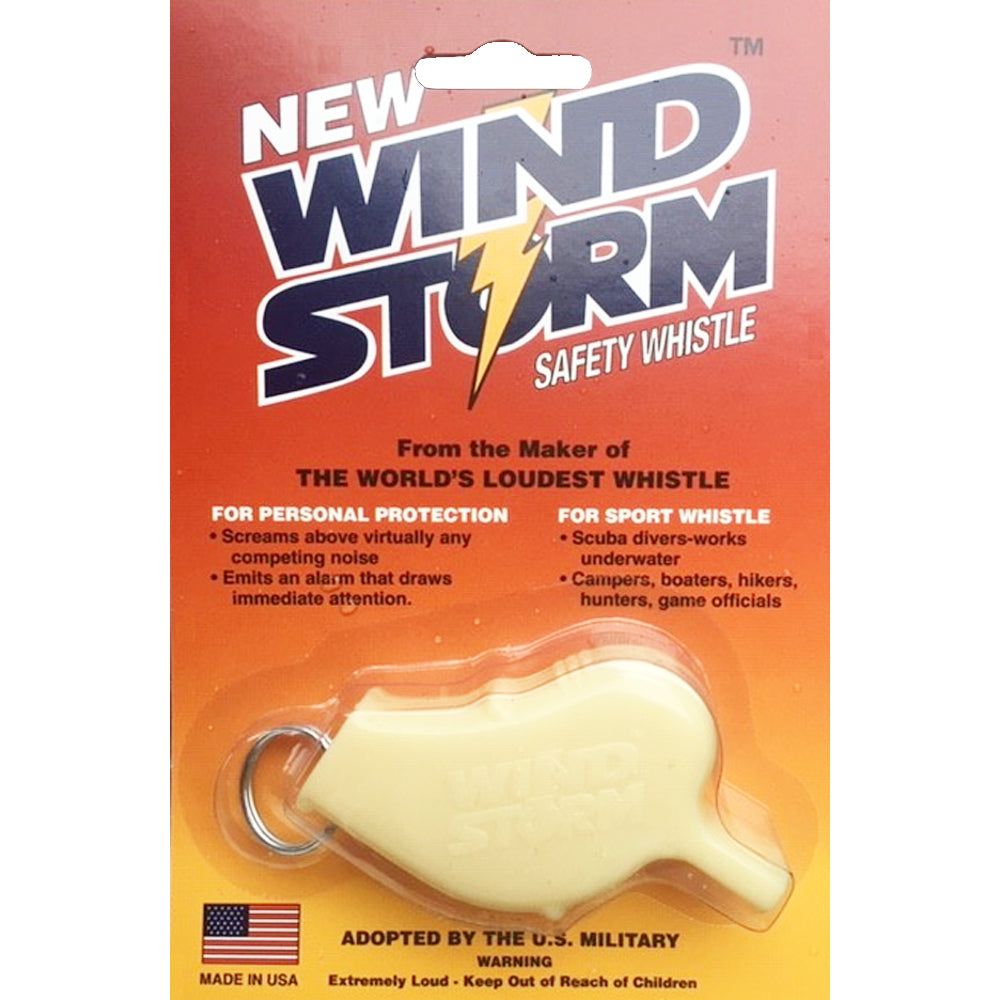 Storm Whistles - The Windstorm - Ivory