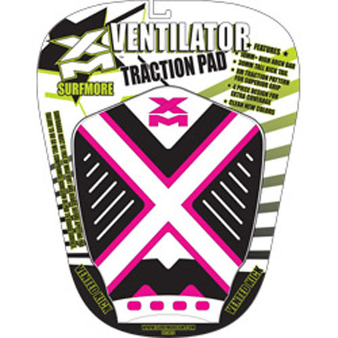 Surf More XM - Ventilator Tailpad - The Mysto Spot