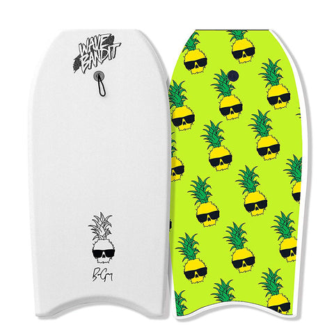 "Catch Surf - Wave Bandit Shockwave 45"" Bodyboard - Ben Gravy Pro"