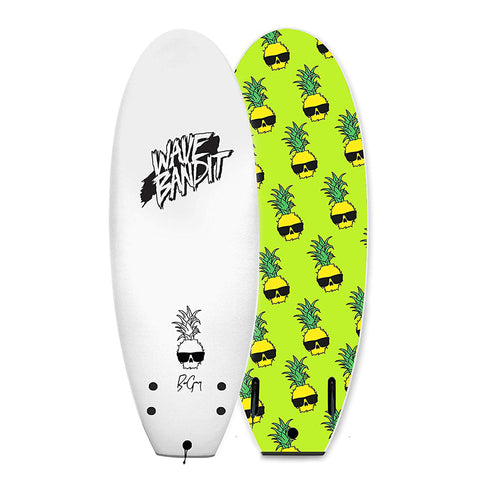 "Catch Surf - Wave Bandit Performer 4'10"" Twin Fin - Ben Gravy Pro"