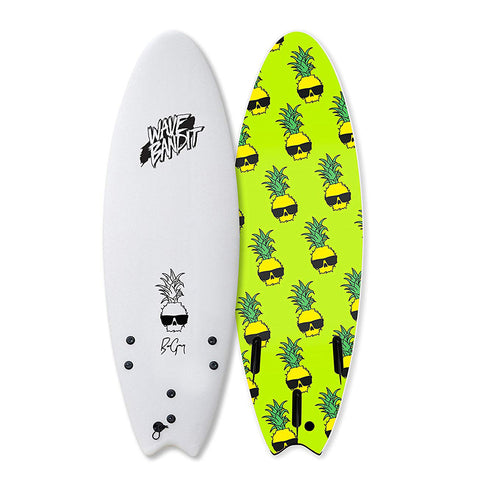 "Catch Surf - Wave Bandit Performer 5'6"" Tri Fin - Ben Gravy Pro"