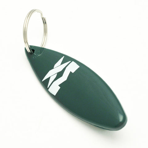 Surf More XM - Surf More XM - Surfboard Key Chain - Products - The Mysto Spot