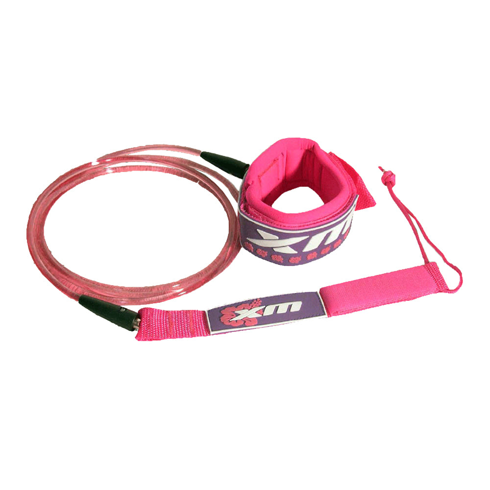 Surf More XM - Surf More XM - Girls Islander Leash ~ Comp - Products - The Mysto Spot