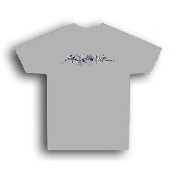 Astrodeck - Astrodeck T-Shirt - Astro Logo - Grey Camo - Products - The Mysto Spot