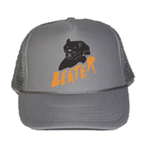 Catch Surf - Catch Surf - Colour Cat Trucker Cap ~ Grey - Products - The Mysto Spot