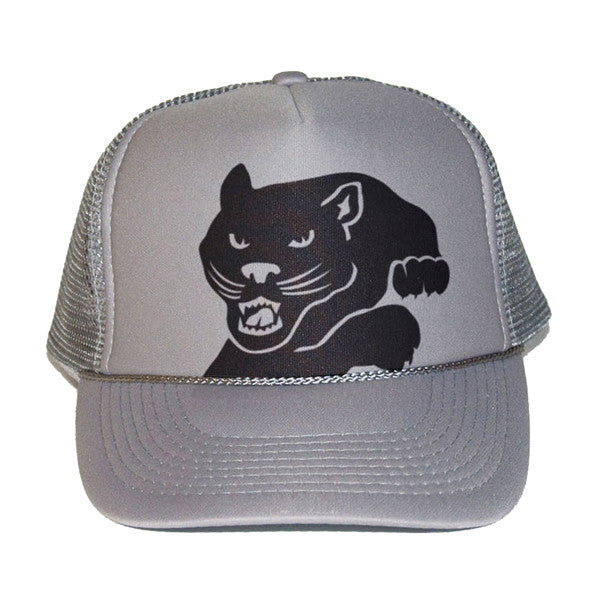 Catch Surf - Catch Surf - Pounce Trucker Cap ~ Grey - Products - The Mysto Spot